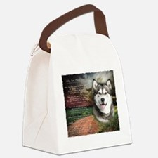 godmadedogs.png Canvas Lunch Bag