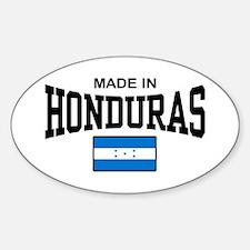 Made In Honduras Decal