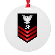 Navy Storekeeper First Class Ornament