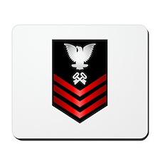 Navy Storekeeper First Class Mousepad