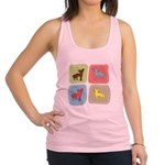 colorblock3.png Racerback Tank Top