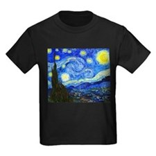 Van Gogh - Starry Night T