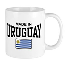 Made In Uruguay Mug