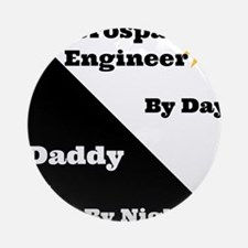 Aerospace Engineer by day, Daddy by night Ornament