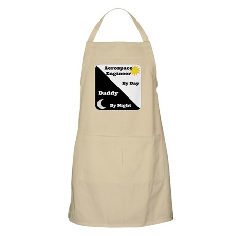 Aerospace Engineer by day, Daddy by night Apron