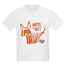 Mutts for Mitt by VampireDog T-Shirt