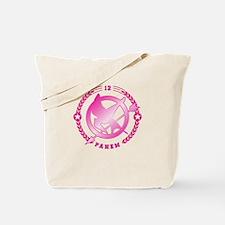 Pink panem Tote Bag