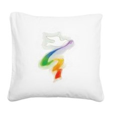 gay_wedding_dove_t.jpg Square Canvas Pillow