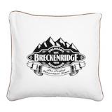 Breckenridge Square Canvas Pillows