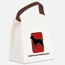 26-redsilhouette.png Canvas Lunch Bag