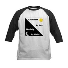 Archivist by day Daddy by night Tee