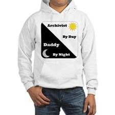 Archivist by day Daddy by night Hoodie