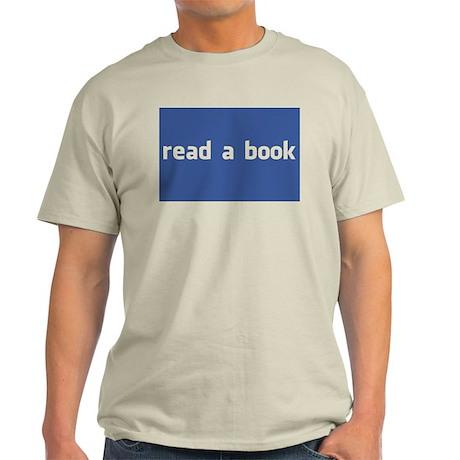 read a book Light T-Shirt