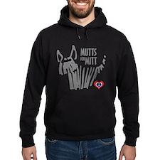 Mutts for Mitt Gray by VampireDog Hoodie