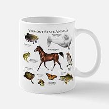 Vermont State Animals Mug