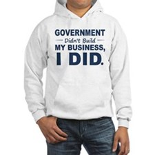 Government Didnt Build It Hoodie