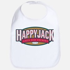 Happy Jack Fish Peckers Bib