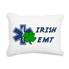 Irish EMT Rectangular Canvas Pillow