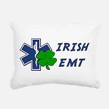 Irish EMT Rectangular Canvas Pillow