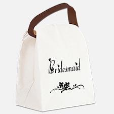 bridesmaid mug.jpg Canvas Lunch Bag