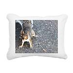 squirrel_nc.jpg Rectangular Canvas Pillow