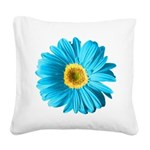 pop-daisy_bu.png Square Canvas Pillow