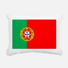 portuguese_flag.gif Rectangular Canvas Pillow