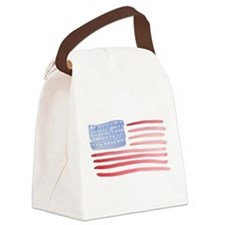 bush gas prices2.png Canvas Lunch Bag