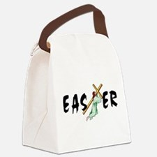 easter t jesus centered.png Canvas Lunch Bag