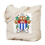 Bagwell Coat of Arms Tote Bag
