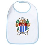 Bagwell Coat of Arms Bib