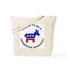 Tennessee Democrat Pride Tote Bag
