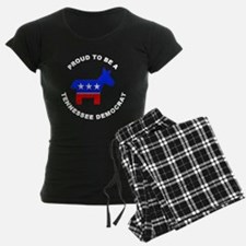 Tennessee Democrat Pride Pajamas