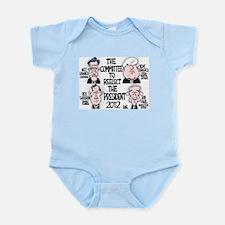 CREEP 2012 Infant Bodysuit