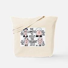 CREEP 2012 Tote Bag