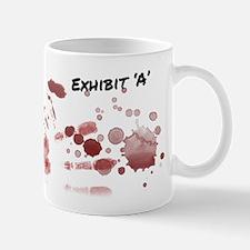 Blood Evidence Mug