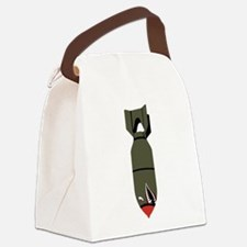 Bomb Canvas Lunch Bag