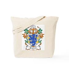 Bagnall Coat of Arms Tote Bag