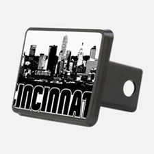Cincinnati Skyline Hitch Cover