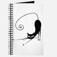Black Cat Journal