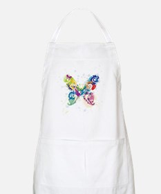 Colorful Butterfly Apron