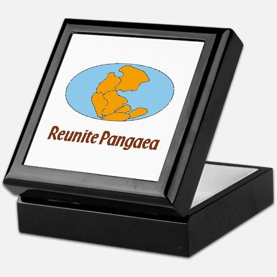 Pangaea Keepsake Box
