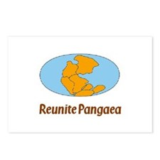 Pangaea Postcards (Package of 8)