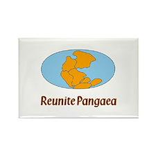 Pangaea Rectangle Magnet