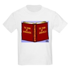 Book of Mormon/Romney T-Shirt