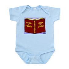 Book of Mormon/Romney Infant Bodysuit