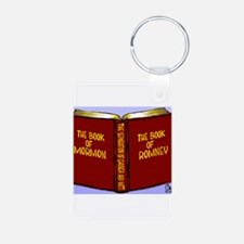 Book of Mormon/Romney Keychains