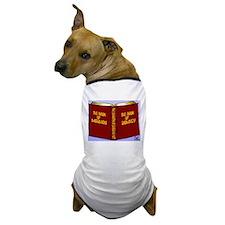 Book of Mormon/Romney Dog T-Shirt