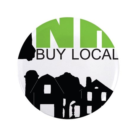 "NHBL Farm Logo 3.5"" Button"