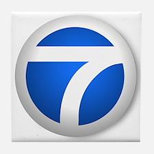 Pronews 7 Tile Coaster